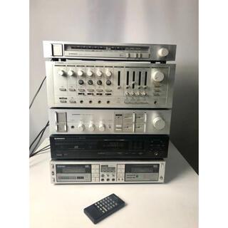 パイオニア(Pioneer)のパイオニア PIONEER A-Y5 MA-Y7 PD-313 CT-Y8W(アンプ)