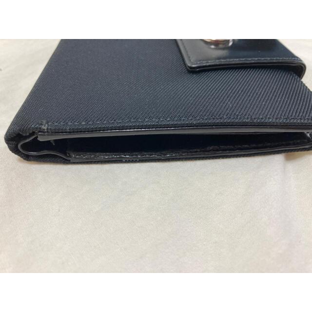 BVLGARI(ブルガリ)の専用☆BVLGARI☆  二つ折り財布 ブラック メンズのファッション小物(折り財布)の商品写真