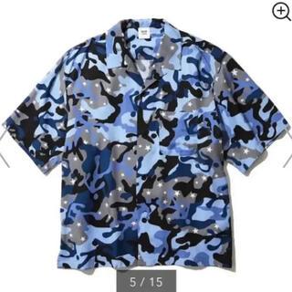 GU - 《値下げ》【タグ付き】GU SOPHコラボ5分袖シャツ