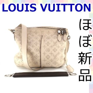 LOUIS VUITTON - 【ほぼ新品】ルイヴィトン マヒナ セレネ PM バッグ 2way 719