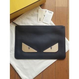 フェンディ(FENDI)のFENDI フェンディ Bag Bugs バッグバグズ クラッチバッグ(セカンドバッグ/クラッチバッグ)