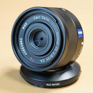 SONY - SONY 35mm f2.8 SEL35F28 Zeiss Eマウント
