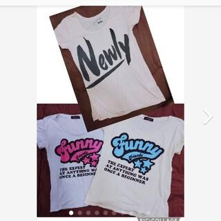 グレイル(GRL)の半袖Tシャツ♡3枚セット(*^^*)(Tシャツ(半袖/袖なし))