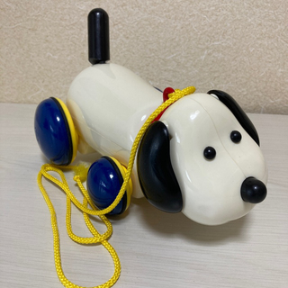 ボーネルンド(BorneLund)のボーネルンド 犬 引っ張るおもちゃ(知育玩具)