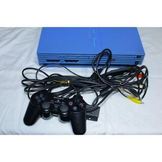 プレイステーション2(PlayStation2)のps2 scph39000 本体セット 【動作品】(家庭用ゲーム機本体)
