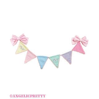 Angelic Pretty - Angelic Pretty Happy Garlandブローチ