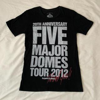 マウジー(moussy)の安室奈美恵 20周年記念 5Major ドームツアー 2012 Tシャツ(Tシャツ(半袖/袖なし))