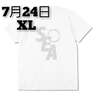 シー(SEA)のS_E_A SD (W&S) S/S T-SHIRT(Tシャツ/カットソー(半袖/袖なし))