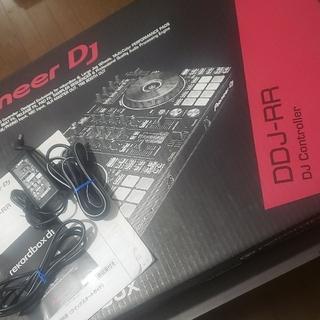 パイオニア(Pioneer)の生産終了機種 DDJ-RR 付属品完備(DJコントローラー)