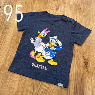X-girl Stages - x-girl first stage Disney ドナルド デイジー Tシャツ