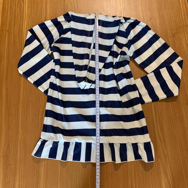 ラッシュガード 160㎝  キッズ/ベビー/マタニティのキッズ服女の子用(90cm~)(水着)の商品写真
