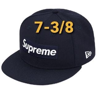 シュプリーム(Supreme)の⭐s-s様専用⭐World Famous Box Logo New Era(キャップ)