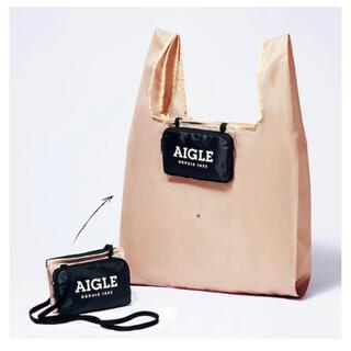 エーグル(AIGLE)の新品未使用 エーグル ポシェット 2way変身エコバッグ AIGLE(エコバッグ)