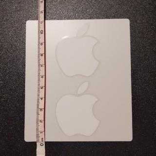 マック(Mac (Apple))のApple純正 クリーニングクロス ステッカー(その他)