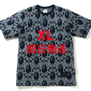 コーチ(COACH)のCoach x BAPE コラボ Tシャツ XLサイズ(Tシャツ/カットソー(半袖/袖なし))