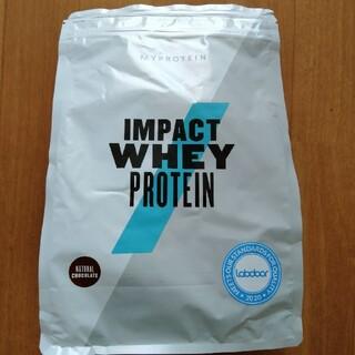 MYPROTEIN - ナチュラルチョコレート味 1kg マイプロテイン インパクトホエイプロテイン