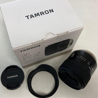タムロン(TAMRON)のTAMRON SP 45mm F/1.8 Di VC USD Fマウント用(レンズ(単焦点))