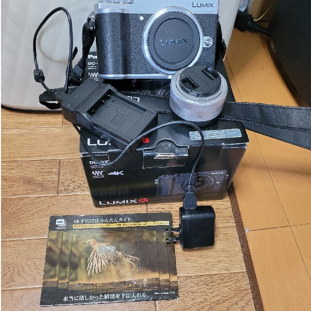 Panasonic(パナソニック)のLumixGX7MK3 スマホ/家電/カメラのカメラ(ミラーレス一眼)の商品写真