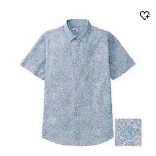 ユニクロ(UNIQLO)の《値下げ》【新品未使用】ユニクロリバティコラボシャツ(シャツ)