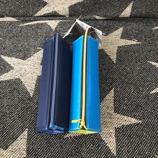 コクヨ - コクヨ ペンケース C2 シーツー トレータイプ(紺色)