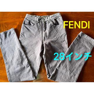 フェンディ(FENDI)のフェンディ カラージーンズ 28インチ(デニム/ジーンズ)
