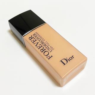 ディオール(Dior)のディオール フォーエヴァー リキッドファンデーション 012(ファンデーション)