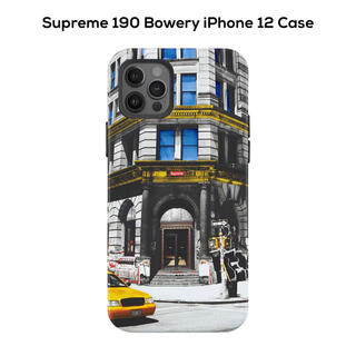 シュプリーム(Supreme)のSupreme 190 Bowery iPhone 12 Case(iPhoneケース)
