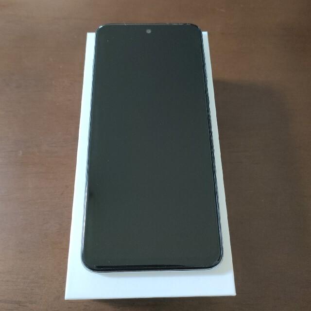 ANDROID(アンドロイド)のRedmi Note 9S 美品 Glaciar White 64GB スマホ/家電/カメラのスマートフォン/携帯電話(スマートフォン本体)の商品写真