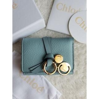 Chloe - CHLOE クロエ ALPHABET アルファベット 3つ折り財布
