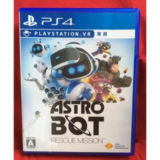 PlayStation VR - 送料込 アストロボット レスキューミッション PSVR専用