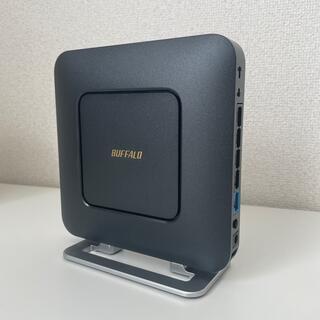 バッファロー(Buffalo)のWSR-2533DHP-CB(PC周辺機器)