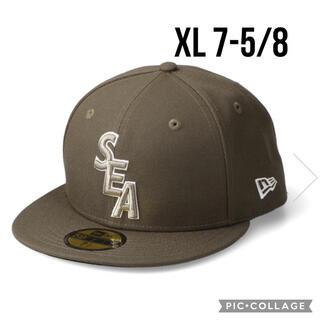 NEWERA x WDS 59 FIFTY CAP / SEA BROWN
