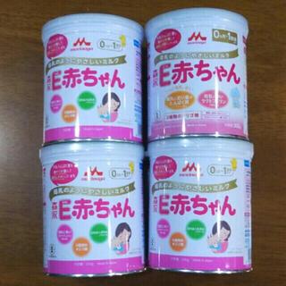 森永乳業 - 💖森永E赤ちゃん 300gミルク缶❌4缶セット💖