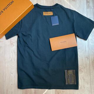 ルイヴィトン(LOUIS VUITTON)のルイヴィトン ヴァージル  インサイドアウト L(Tシャツ/カットソー(半袖/袖なし))