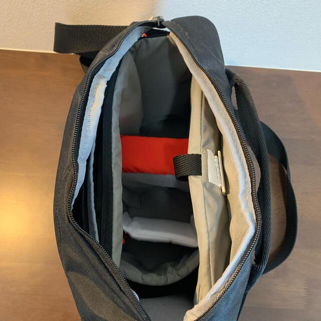 Canon(キヤノン)の新品未使用品 manfrotto カメラバッグ スマホ/家電/カメラのカメラ(ケース/バッグ)の商品写真