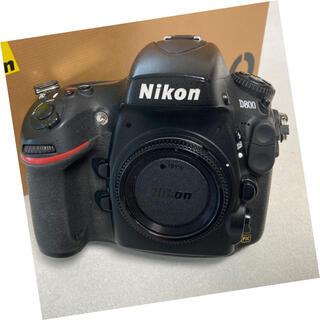 ニコン(Nikon)のNikon 一眼レフ D800 3630万画素 FXフォーマット(デジタル一眼)
