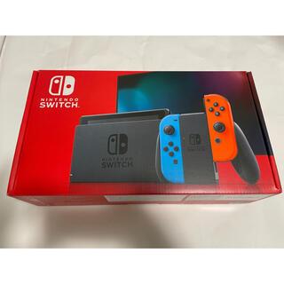 Nintendo Switch - Switch 任天堂 スイッチ 本体 ネオン ニンテンドウ