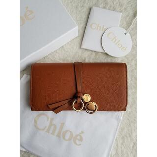 クロエ(Chloe)のCHLOE クロエ ALPHABET アルファベット 2つ折り 長財布(財布)