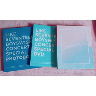 セブンティーン(SEVENTEEN)のseventeen セブチ SHININGDIAMOND シャダコン DVD(K-POP/アジア)