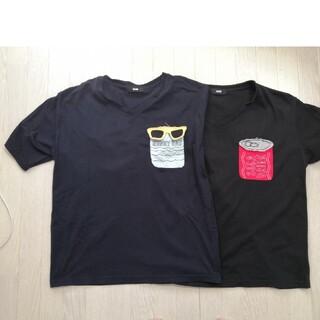ロデオクラウンズワイドボウル(RODEO CROWNS WIDE BOWL)のロデオクラウンズ トップス 5枚組(Tシャツ(半袖/袖なし))