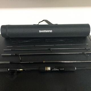 SHIMANO - シマノ フリーゲーム XT S86ML 5本継ロッド スピニング