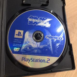 プレイステーション2(PlayStation2)のPlayStation2鉄拳ソフト(家庭用ゲームソフト)