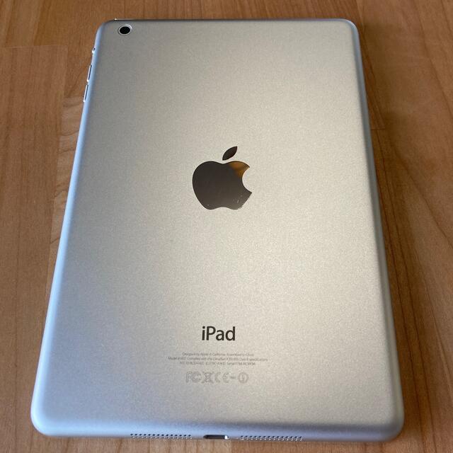 Apple(アップル)の【きーちゃん様専用】ipadmini 16G wifiモデル初代  スマホ/家電/カメラのPC/タブレット(タブレット)の商品写真