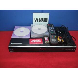 Panasonic - パナソニック ブルーレイレコーダー DMR-BW750  2番組同時録画