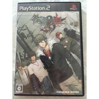 プレイステーション2(PlayStation2)の咎狗の血 True Blood PS2(家庭用ゲームソフト)