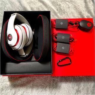 ビーツバイドクタードレ(Beats by Dr Dre)のBeats by Dr. Dre Studio オーバーイヤーヘッドフォン (ヘッドフォン/イヤフォン)