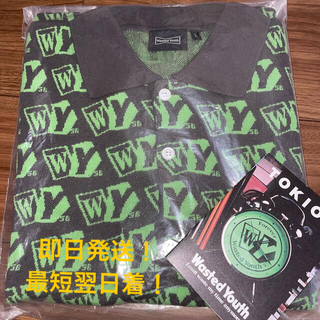 TOKION x Wasted Youth ポロシャツ