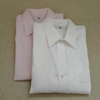 ユニクロ(UNIQLO)のUNIQLO☆ワイシャツ2枚セット(シャツ)