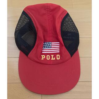 POLO RALPH LAUREN - polo sport メッシュキャップ