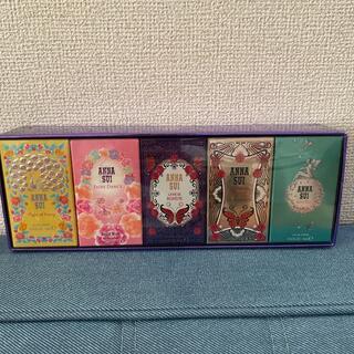 アナスイ(ANNA SUI)のANNA SUI  香水5本セット (香水(女性用))